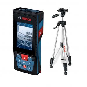 Bosch Laser-avstandsmåler GLM 120 C Professional med stativ