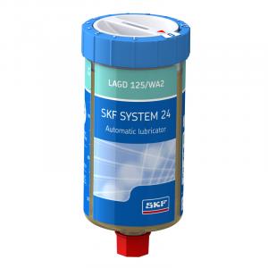 SKF Smøremiddelfett 125 ml System 24 LAGD 125 verktøy.no