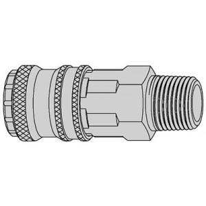 CEJN eSafe hurtigkobling 320 utvendig gjenge verktøy.no