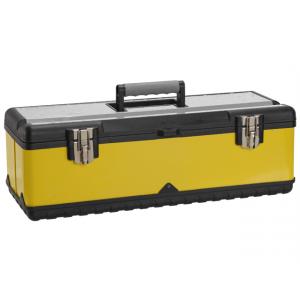 Verktøykasse gul plast MJ-20142 verktøy.no