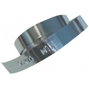 Merkebånd ALU W/O ADH Dymo verktøy.no