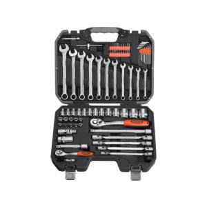 Harden mekanikerverktøysett 77 deler verktøy.no
