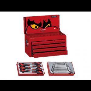 Teng Tools verktøykasse med 20 deler TC820SV verktøy.no