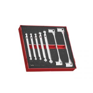 Teng Tools leddpipenøkkelsett 7 deler verktøy.no
