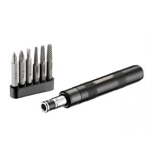 Teng Tools slagskrutrekkersett 7 deler IDSE7 verktøy.no