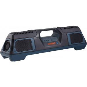 Mareld Arbeidslampe Sparkle 4000 RE med Bluetooth-høyttalere