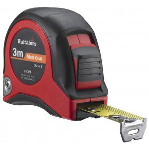 Hultafors målebånd av stål PR 3m verktøy.no