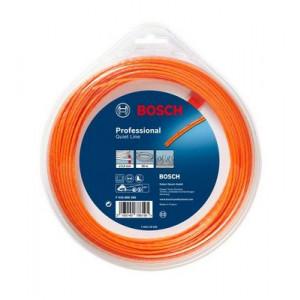 Bosch tilbehør til batteridrevet gresstrimmer - Stillegående tråd (2,4 mm x 30 m) verktøy.no