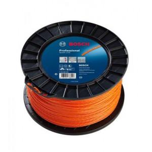 Bosch tilbehør til batteridrevet gresstrimmer - Stillegående tråd (2,4 mm x 260 m) verktøy.no