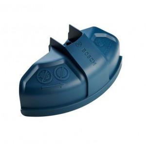 Bosch tilbehør til batteridrevet gresstrimmer metallknivbeskyttelse verktøy.no