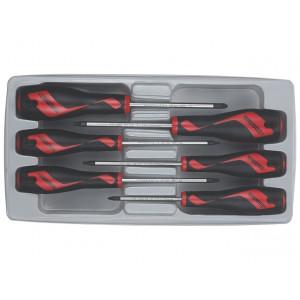 Teng Tools skrutrekkersett i 6 deler MD906N2 verktøy.no