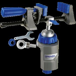 Dremel® 3-i-1 Multi-Vise med stasjonær skrustikke, løs tvinge og maskinholder (2500)  verktøy.no