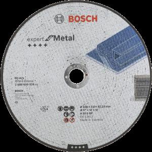 Bosch Expert for Metal-kappeskiver Verktøy.no