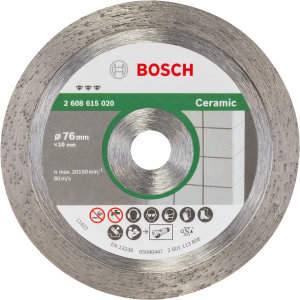 Bosch diamantkappeskive Best for Ceramic verktøy.no