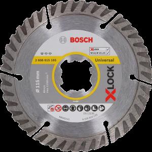 Bosch X-LOCK Standard for Universal diamantkappeskiver
