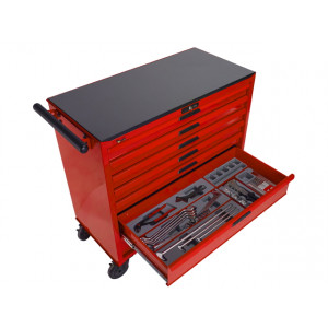 Teng Tools verktøyvogn 622 deler TCMM622N verktøy.no