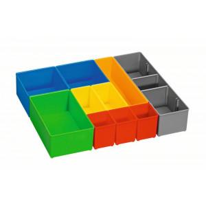 Bosch i-BOXX 72 inset box Set 10 stk verktøy.no