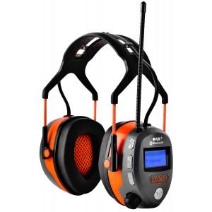 BOXER Hørselsvern Bluetooth 32.802  Verktøy.no