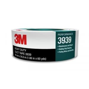 3M™ Scotch® Lerretstape 3939, Sølv, 48mm x 55m
