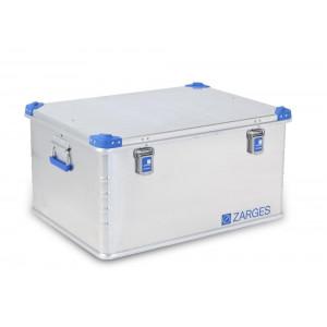 Zarges Eurobox transportkasse aluminium 80X60X40 cm verktøy.no