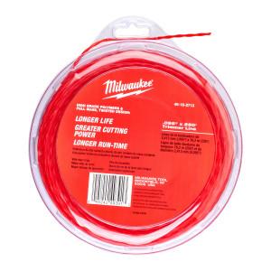 Milwaukee trimmetråd 2,4mm x 76m verktøy.no