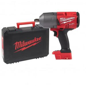 Milwaukee 18V muttertrekker ½˝ med friksjonsring FHIWF12-0X verktøy.no