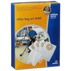 NILFISK Filterpose sett AERO Støvposer