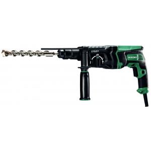 HIKOKI kombihammer 850W UVP DH28PMY2 i maskinkoffert verktøy.no
