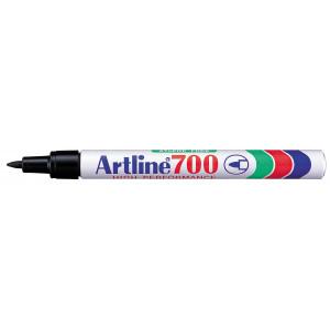 Merketusj Artline 700 sort verktøy.no