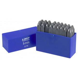 Bokstavstempel 5176-3 Limit verktøy.no