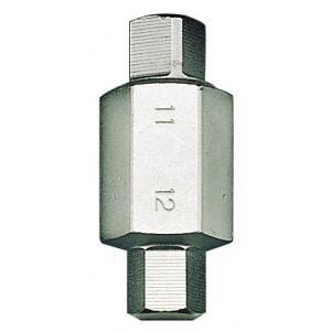 Pluggpipe 8-3/8 firkantet DP0812 verktøy.no