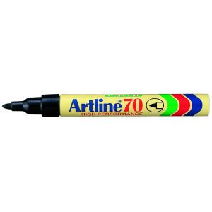 Merketusj Artline 70 sort SB1 verktøy.no
