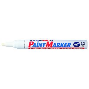 Merkepenn Artline 400 hvit SB1 verktøy.no
