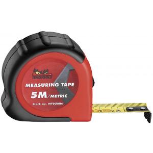 Teng Tools kort målebånd av stål MT03MM verktøy.no