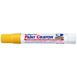 Tusj Artline Solid EK40 gul verktøy.no