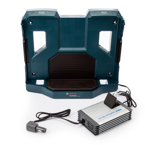 Bosch Trådløs Ladestasjon 12V Ready-to-Go L-BOXX Bay Professional