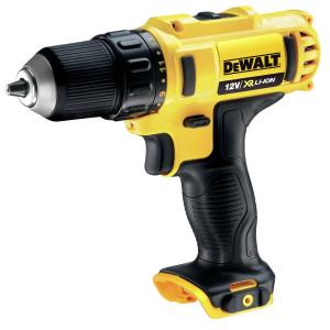 DeWalt 12V XR bor-/skrutrekker DCD710N - kun enhet verktøy.no