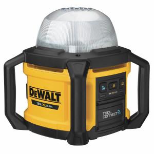 DeWalt 18V XR Arbeidslampe 360º DCL074 Uten batteri & lader