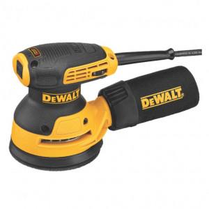 DeWalt eksentersliper 125 mm 2800W DWE6423 verktøy.no