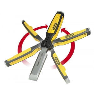 Stanley FatMax foldbar meisel 25mm verktøy.no