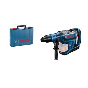 Bosch borhammer GBH 18V-45 C BITURBO i transportkoffert verktøy.no