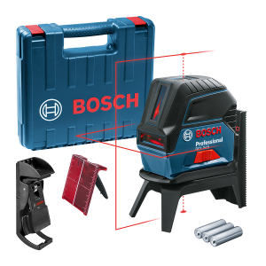 Bosch Kombilaser Rød GCL 2-15  Verktøy.no
