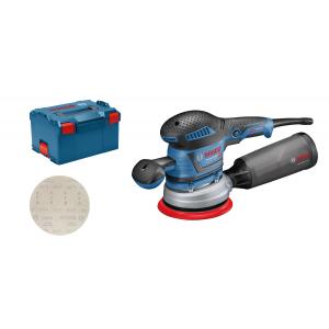 Bosch Eksentersliper GEX 40-150 i  L-BOXX verktøy.no