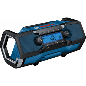 Bosch radio GPB 18V-2 C verktøy.no