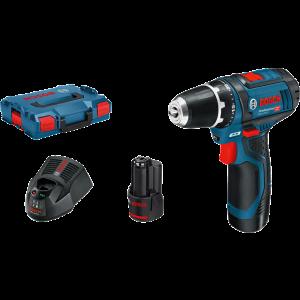 Bosch Batteridrevet bor-/skrumaskin GSR 10,8-2 LI