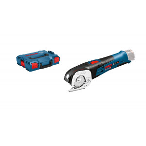 Bosch Universalskjærer GUS 12 V-300 Solo i L-BOXX verktøy.no