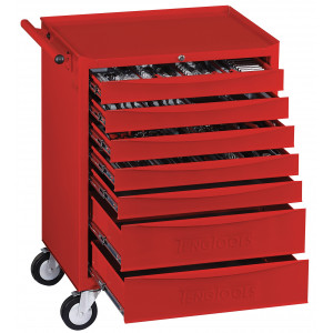 Teng Tools verktøyvogn med verktøy TCMM277EV 277 deler verktøy.no