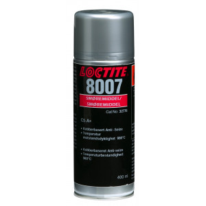 Loctite kobberpasta 8007 CA-5 400ml verktøy.no