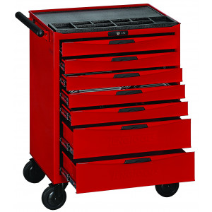 Teng Tools verktøyvogn EVA TCMME09C 280 deler verktøy.no