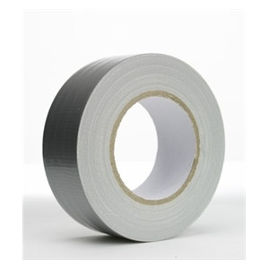 Tekstiltape grå 50 mm 50 meter